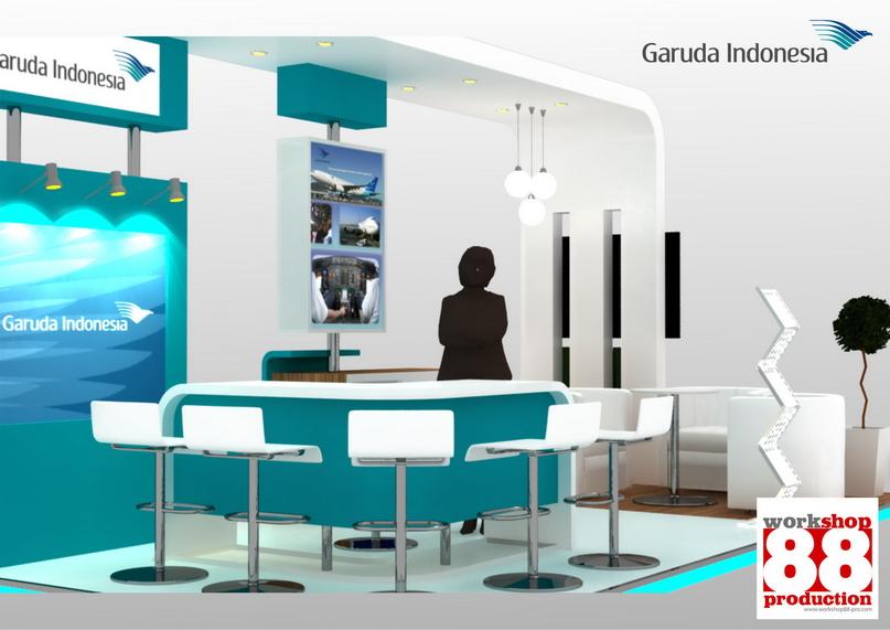 Exhibition Booth Contractor Usa : Booth garuda travel fair info exhibition