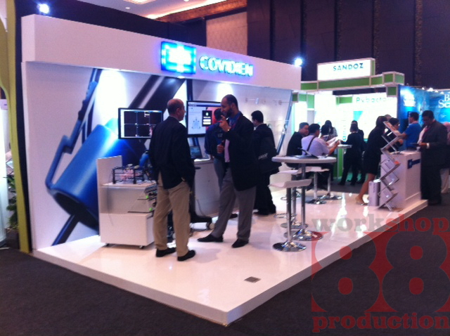 COVIDIEN BOOTH FOR APSR 2014 @ BNDCC NUSA DUA BALI INFO EXHIBITION CONTRACTOR +6282131036888 5