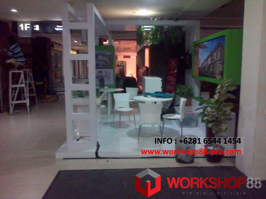 Stand contractor Bali Info 082131036888