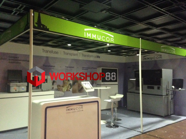 Exhibition Stand On Rent : Shell schemes standard exhibition stands rent bali info